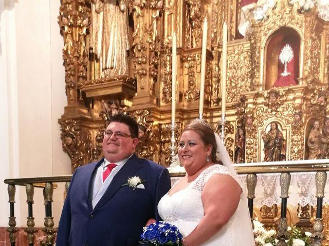 La boda de Juan Ruiz y Cristina  en Sevilla, Sevilla 9
