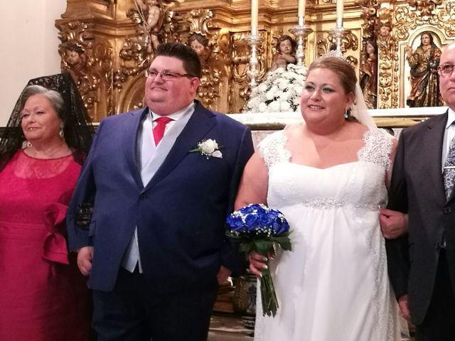 La boda de Juan Ruiz y Cristina  en Sevilla, Sevilla 1