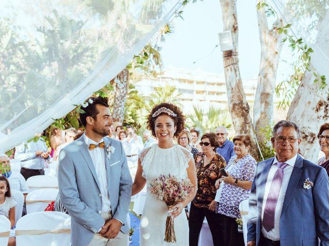 La boda de Antonio y Beatriz en Benalmadena Costa, Málaga 11