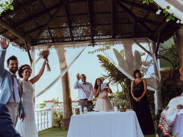 La boda de Antonio y Beatriz en Benalmadena Costa, Málaga 13