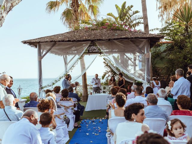 La boda de Antonio y Beatriz en Benalmadena Costa, Málaga 14