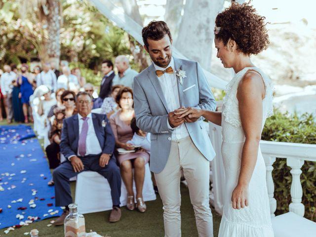 La boda de Antonio y Beatriz en Benalmadena Costa, Málaga 17