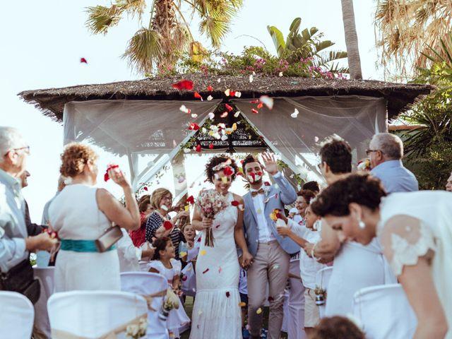 La boda de Antonio y Beatriz en Benalmadena Costa, Málaga 22