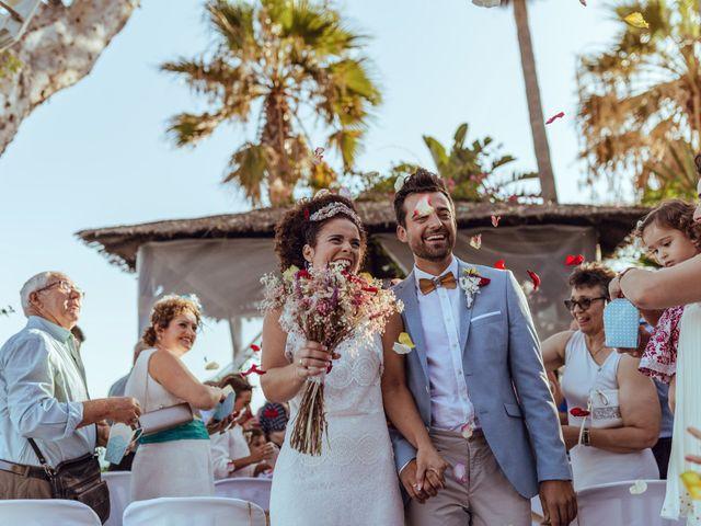 La boda de Antonio y Beatriz en Benalmadena Costa, Málaga 23
