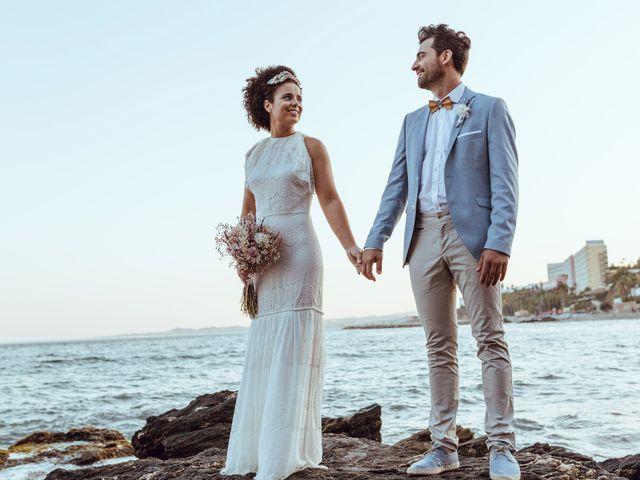 La boda de Antonio y Beatriz en Benalmadena Costa, Málaga 29