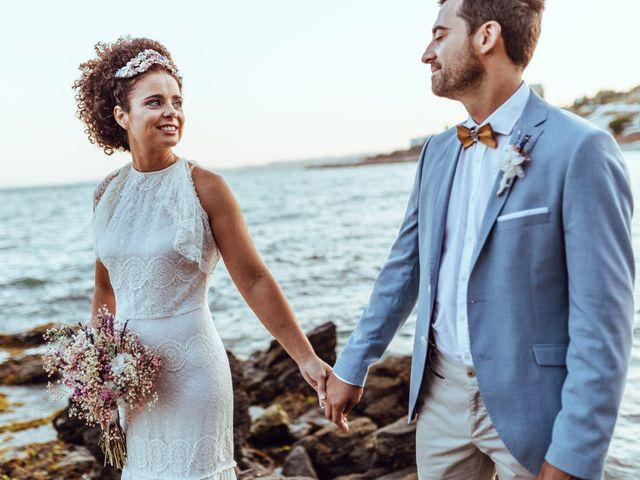 La boda de Antonio y Beatriz en Benalmadena Costa, Málaga 33