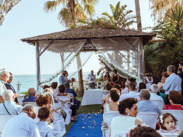 La boda de Antonio y Beatriz en Benalmadena Costa, Málaga 71