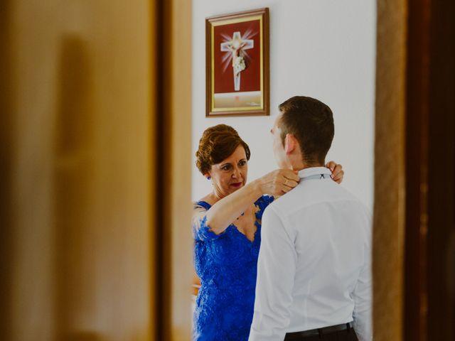 La boda de Nazaret y Larissa en Argamasilla De Alba, Ciudad Real 4