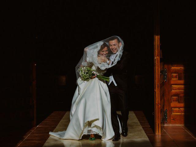 La boda de Nazaret y Larissa en Argamasilla De Alba, Ciudad Real 22