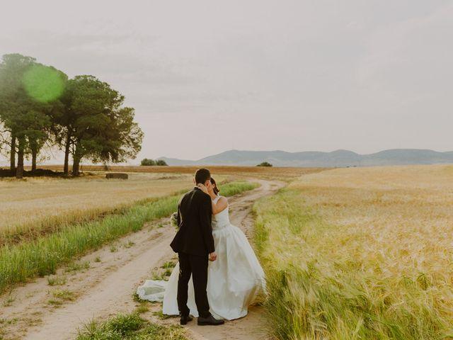 La boda de Nazaret y Larissa en Argamasilla De Alba, Ciudad Real 1
