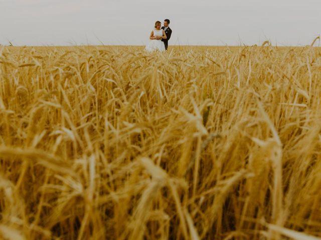 La boda de Larissa y Nazaret