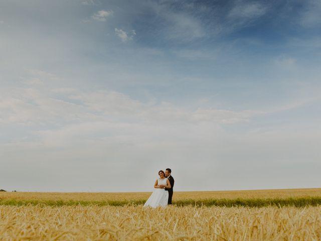 La boda de Nazaret y Larissa en Argamasilla De Alba, Ciudad Real 24