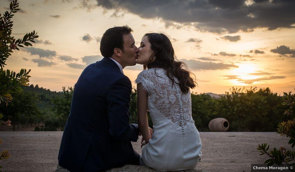 La boda de Jaime y Rocío en Lietor, Albacete