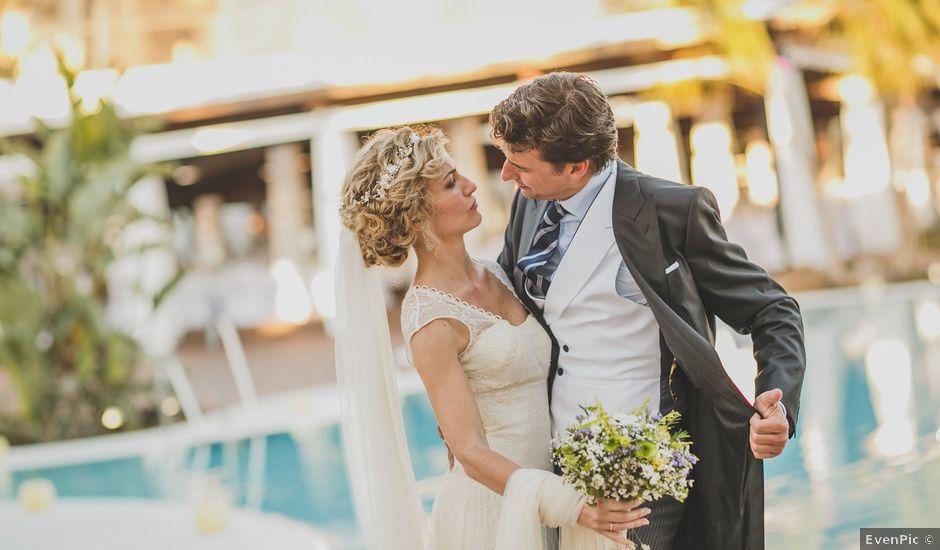 La boda de Enrique y Ana en Marbella, Málaga