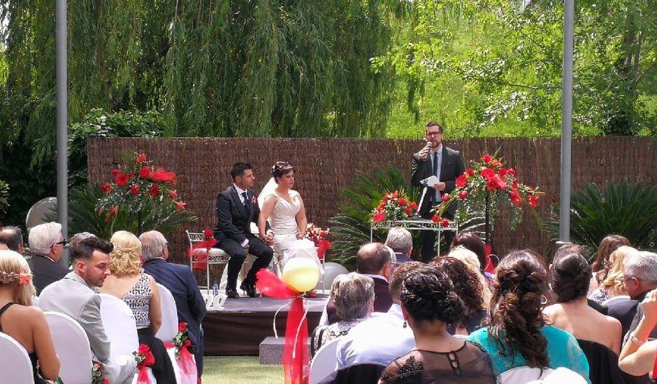 La boda de Tony y Azahara  en Terrassa, Barcelona