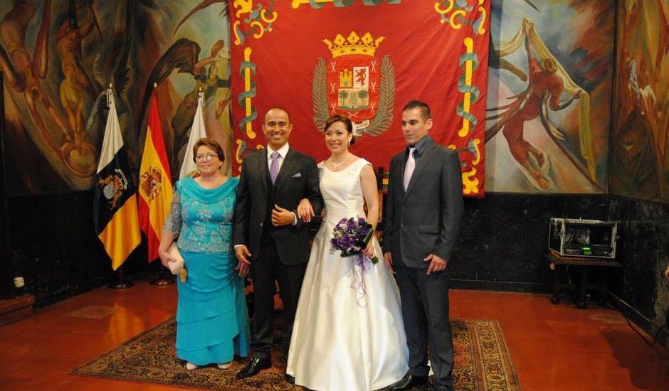 La boda de Marilyn y Angel en Las Palmas De Gran Canaria, Las Palmas