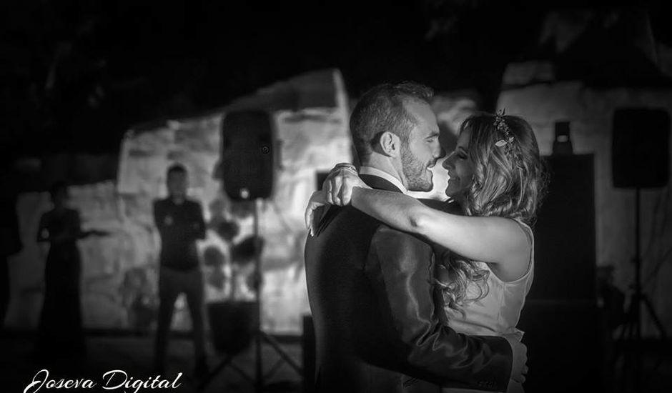 La boda de Toni y Jacque en Jaén, Jaén