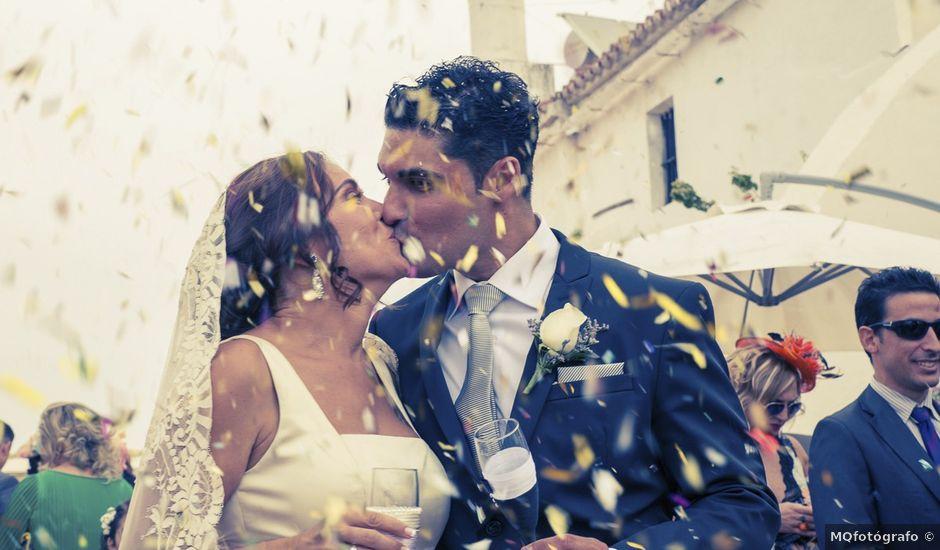 La boda de Joaquin y Cristina en Jerez De La Frontera, Cádiz