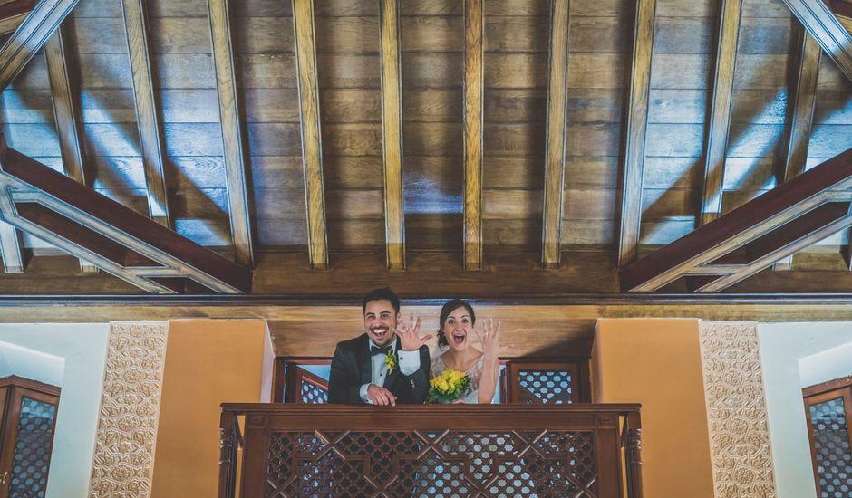 La boda de Nacho y Laura en Granada, Granada