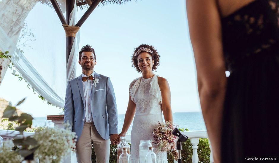 La boda de Antonio y Beatriz en Benalmadena Costa, Málaga