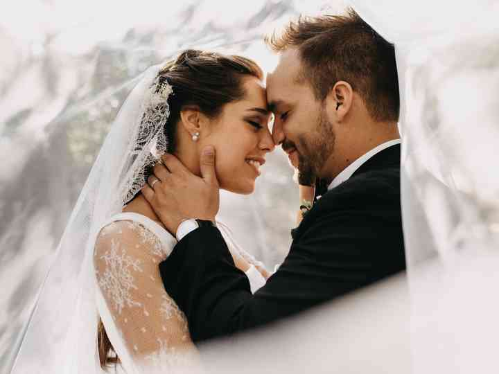 La boda de Raquel y Neil