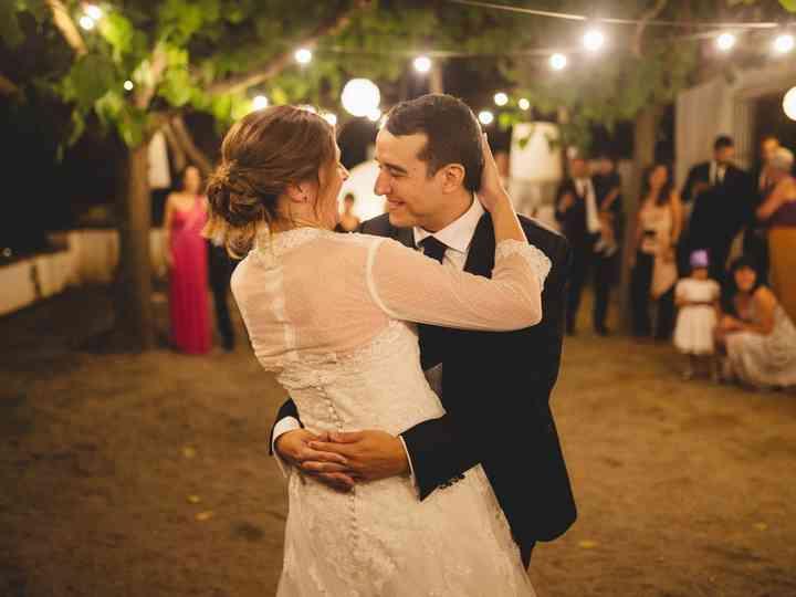 La boda de Laia y Joan Martí