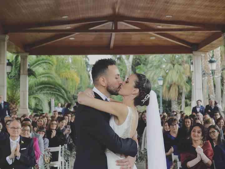La boda de Lydia y Crístian