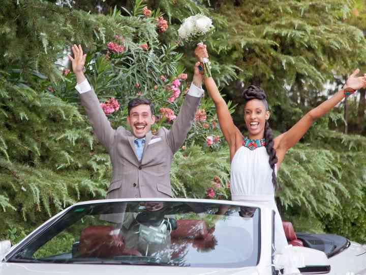 La boda de Ivonne y Christian