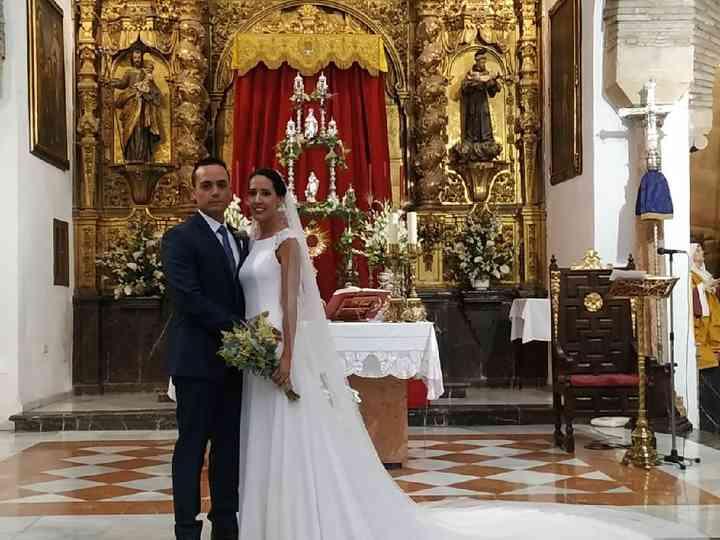 La boda de Juan y Mari Jose