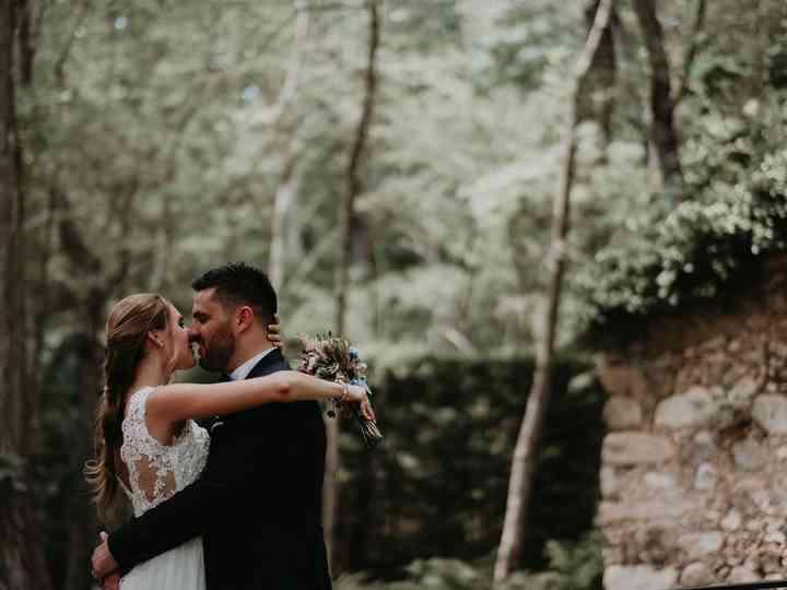 La boda de Meri y Rubén
