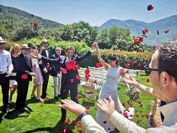 La boda de Ruth y Xavi