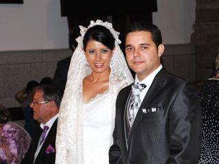 La boda de Pedro y María Belén