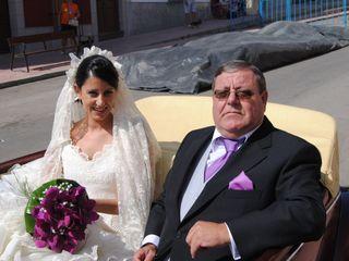 La boda de Pedro y María Belén 3