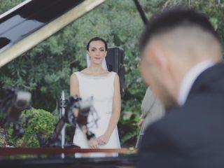 La boda de Lydia y Crístian 1