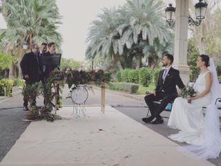 La boda de Lydia y Crístian 2