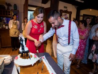 La boda de Sara y Asier 1