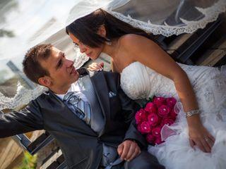 La boda de Betsaida y Rafa