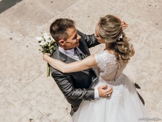 La boda de Patricia y German