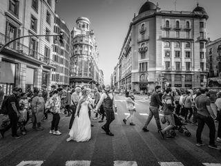 La boda de Ingrid y Sergio