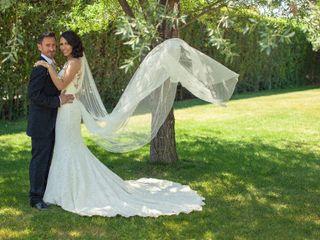 La boda de Nieves y Mario 1