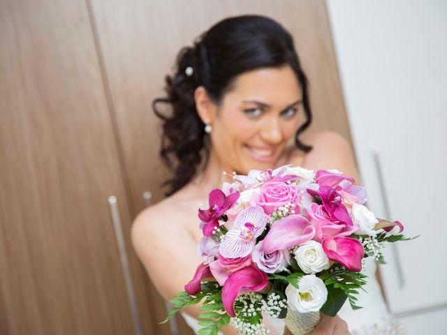 La boda de Esteban y Isabel en Albal, Valencia 10