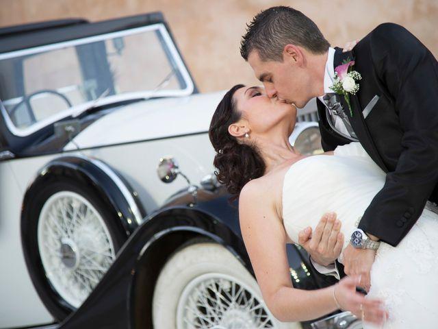 La boda de Isabel y Esteban