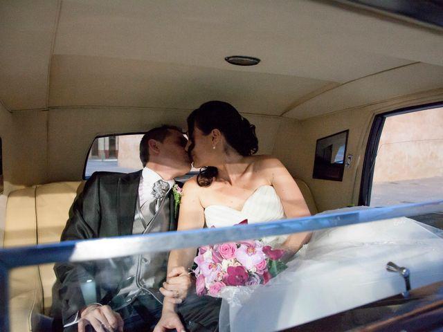 La boda de Esteban y Isabel en Albal, Valencia 1
