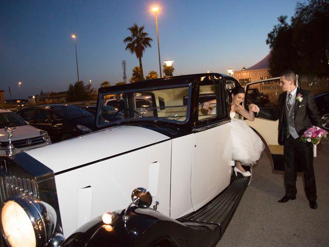 La boda de Esteban y Isabel en Albal, Valencia 18