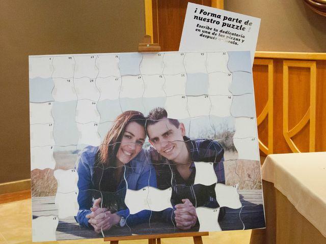 La boda de Esteban y Isabel en Albal, Valencia 19