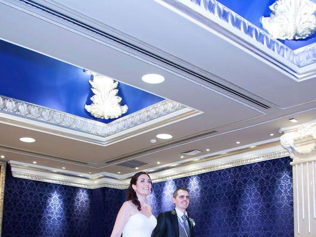 La boda de Esteban y Isabel en Albal, Valencia 20