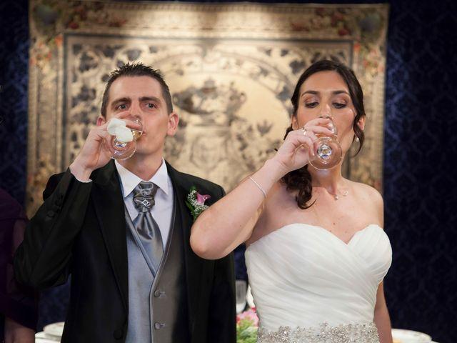 La boda de Esteban y Isabel en Albal, Valencia 21