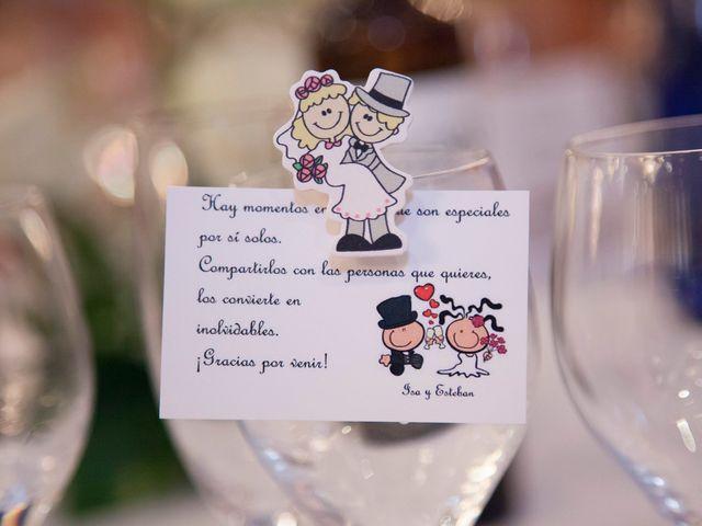 La boda de Esteban y Isabel en Albal, Valencia 22