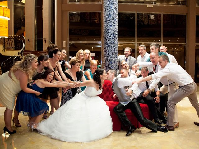 La boda de Esteban y Isabel en Albal, Valencia 24