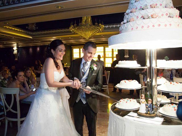La boda de Esteban y Isabel en Albal, Valencia 27